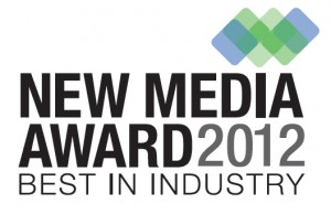 New Media Awards 2012